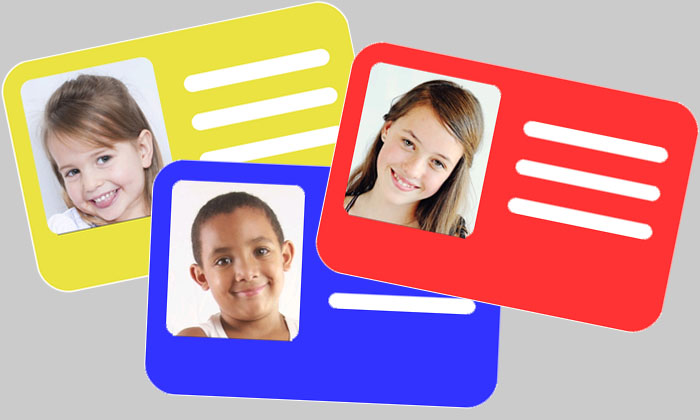 Child identification – Minor passports are perfect