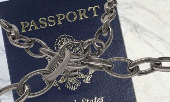 Keep your passport safe from loss or theft!